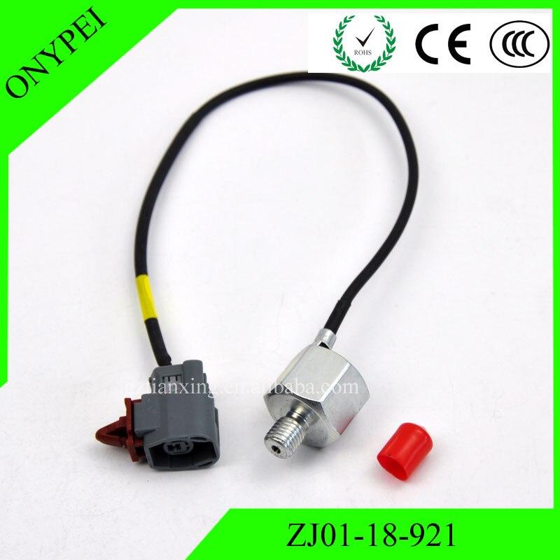 Detonation Knock Sensor ZJ01-18-921 Fits 2003-2009 Mazda 3 BK 1.4 1.6 2.0 2.3