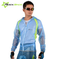Rockbros Cycling Raincoat Unisex Rain Jackets Rain Pants Sets MTB Bike Equipment Waterproof Ciclismo Clothing Bike