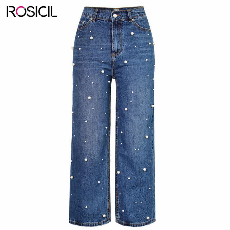 New Boyfriend Jeans For Women Denim Pants Ladies Loose Fit High Waist Casual Jeans Fall Fashion Style Drak Blue Wide Leg Pants new boyfriend jeans for women denim pants ladies loose fit high waist casual jeans fall fashion style drak blue wide leg pants