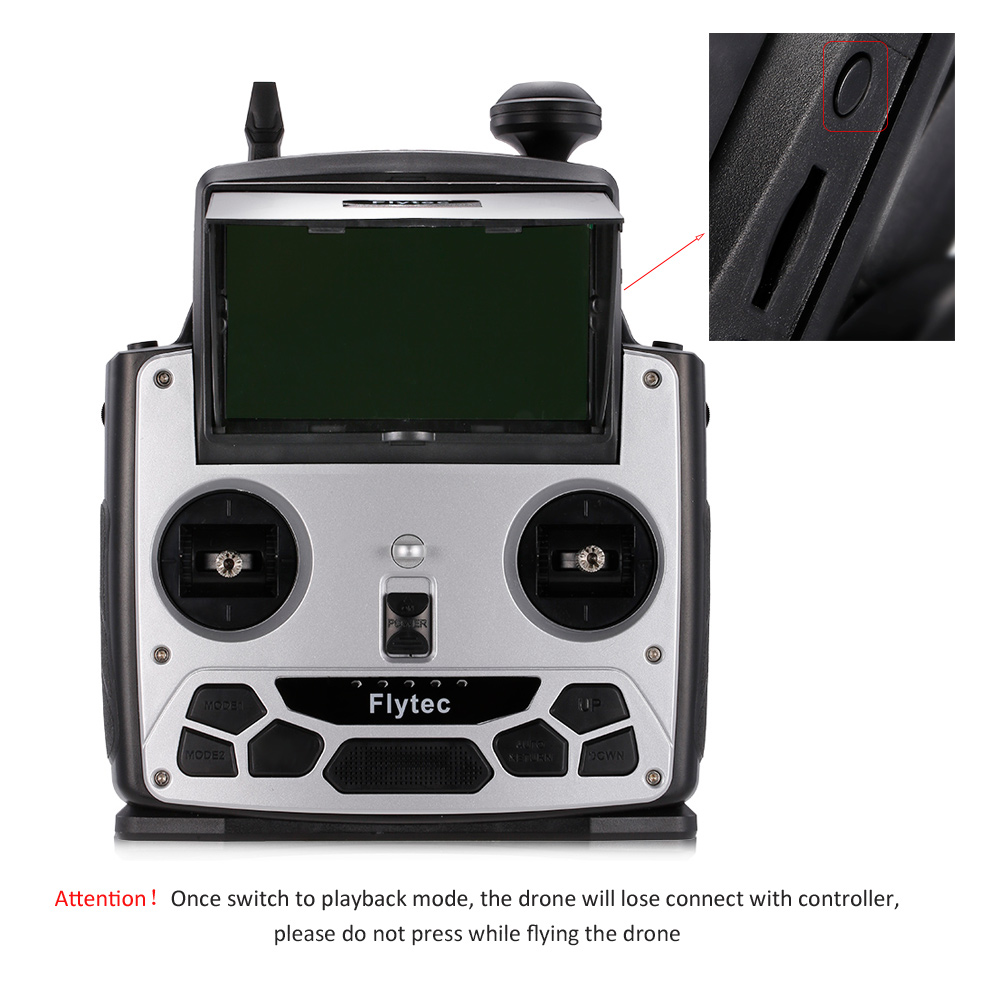 JMT Flytec Navi T23 Brushless Double GPS 1080P HD Camera Drone 5.8G FPV Follow Me Fixed Point Circling Height Holding Quadcopter