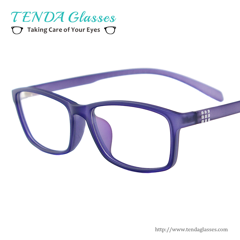 women lightweight eyeglasses colorful rectangle plastic glasses frames for myopia reading prescription lenseschina
