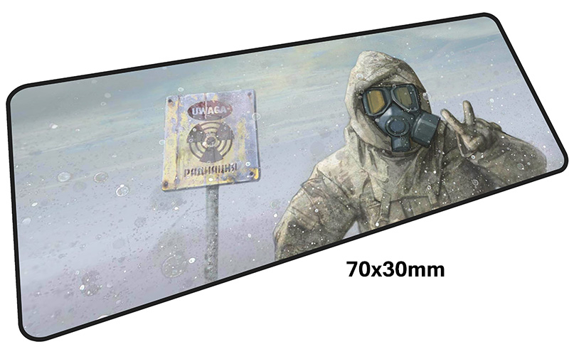 stalker mouse pad gamer 700x300mm notbook mouse mat large gaming mousepad large locked edge pad mouse PC desk padmouse