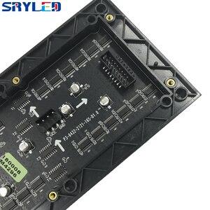 Image 1 - Module dintérieur de écran rgb led de SRY 3mm SMD2121, 192mm x 96mm, pixel 64*32, module mené par p3 de matrice de affichage vidéo led