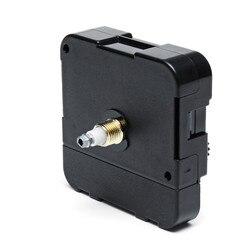 1Set Silent High Torque wall Clock Quartz Controlled Clock Movement Motor Mechanism Hour Minute Hands Replacement Essential Tool