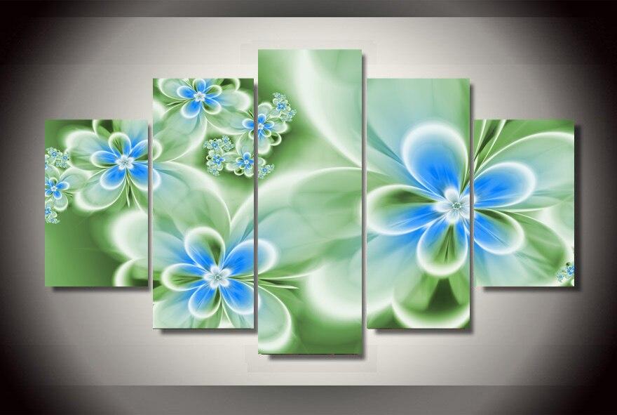 Fiore Pittura Moderna Promozione-Fai spesa di articoli in ...