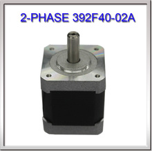 Free shipping Nema17 39 two phase hybrid Stepper Motor 39BYGH 0.4A 392F40-02A 3D Printer robot motor for CNC XYZ