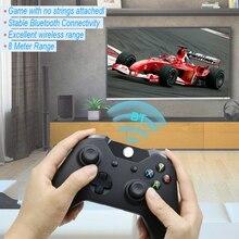 For Xbox One Gamepad Bluetooth Wireless Controller Joypad Game Joystick X box NO LOGO