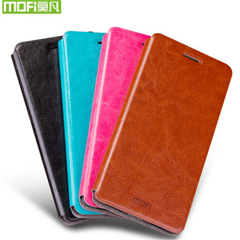 Caso Mofi para Xiaomi Redmi 5 Mais Caso Para Redmi K20 Pro Virar PU Estojo De Couro Capa de Silicone Fino Para redmi 3X 4A 5A 5 Caso