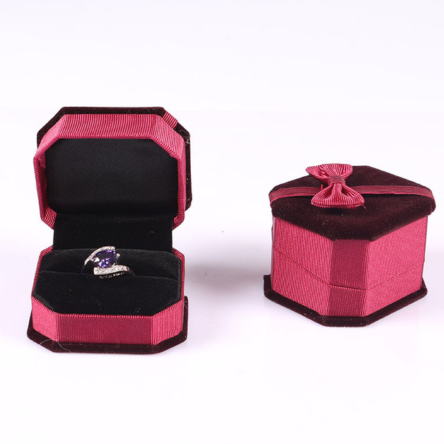 Color Cufflink Box Case