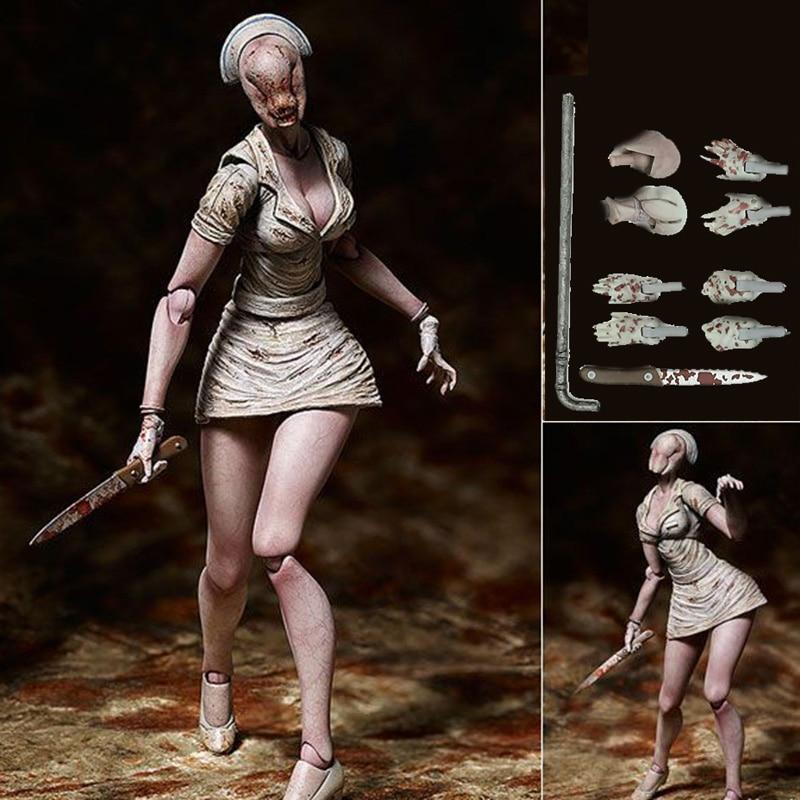 Game Silent Hill 2 Bubble Head Nurse Sp061 Sp 061 Pvc Action