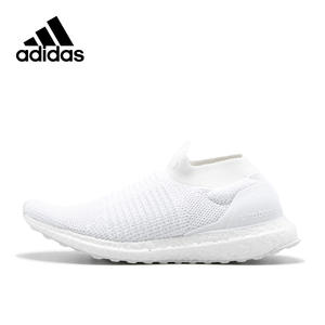 518925baf Adidas Men's Running Shoes Sport Official Sports Sneakers Breathable white