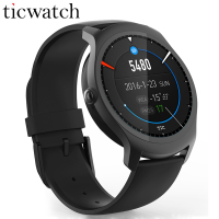 Ticwatch 2 Snow GPS Smartwatch Phone Quad Core 1 2GHz 512M RAM 4G ROM IP65 Waterproof