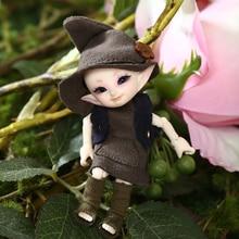 Fairyland Realpuki Tyni 1/13 BJD ตุ๊กตาเรซิ่น SD ของเล่นเด็ก Friends Surprise ของขวัญ