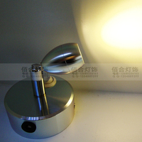 Rechargeable Battery Lamp Comes Wbattery LED Spotlight Power Setting Emergency Light Display Lamp 2016 ZZP