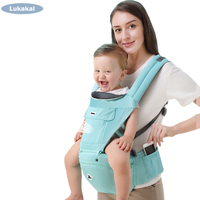 Baby Carrier BackPack Breathable Summer Winter 1-36M Ergonomic Baby Sling Carrier Front Face to Face Baby Kangaroos Backpacks & Carriers