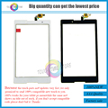New For Lenovo Tab 2 A8-50 A8-50F A8-50LC Tablet PC Touch Screen Digitizer Glass White or black