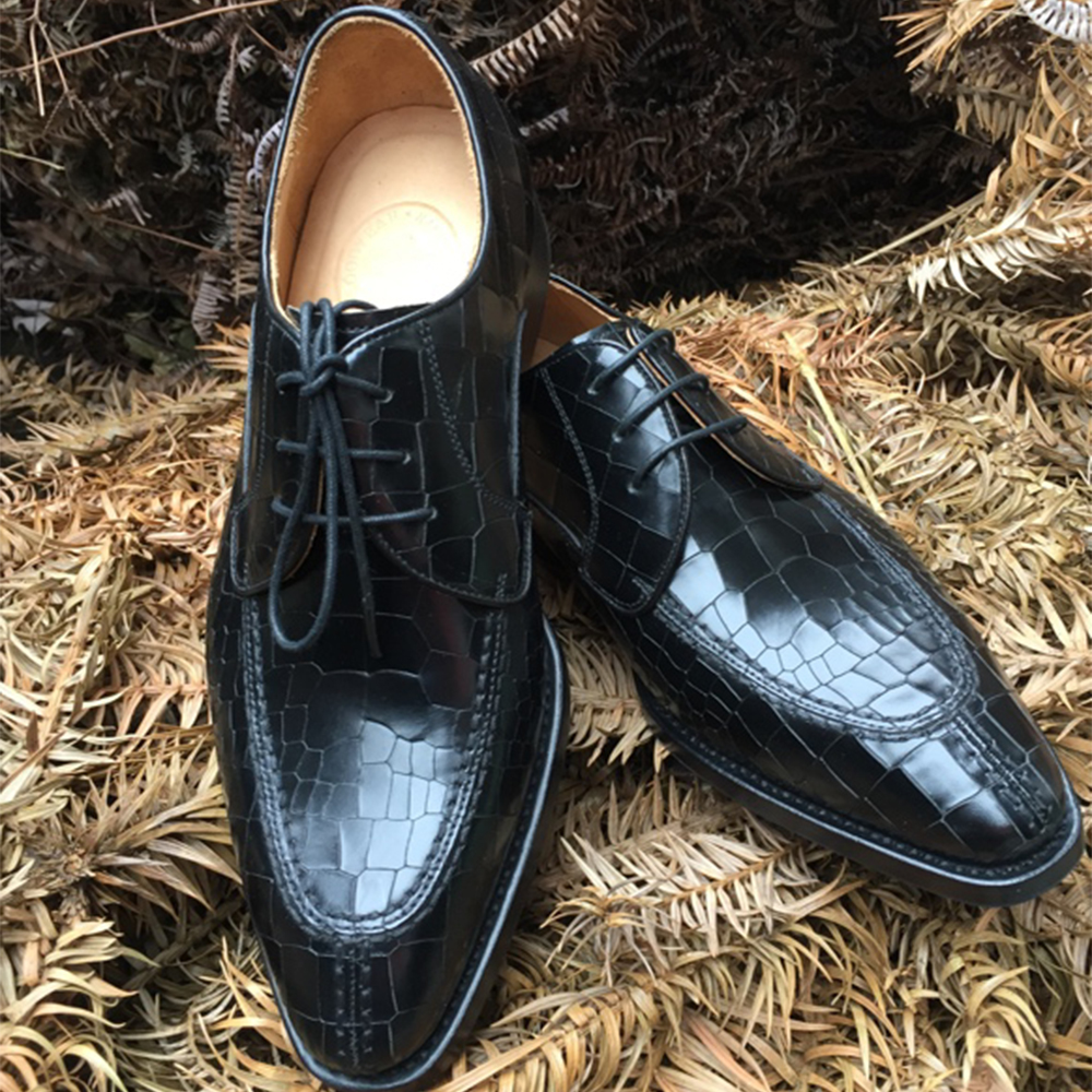 Luxury Custom Mens Goodyear Welted Shoes Italian Mens ...