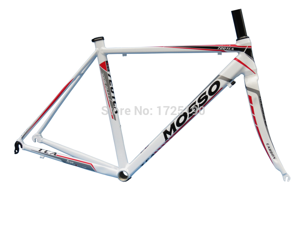 aliexpresscom buy mosso 720tca 7005 aluminum ultralight road bike frame road racing frame carbon fork from reliable frame seat suppliers on perfect house