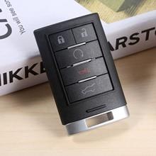Car Smart keyless Entry Remote Key Fob 5 Button 315MHZ ID46 PCF7952 Chip NBG009768T For Cadillac SRX XTS ATS