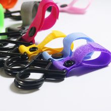 1pc Plastic Magic Stick Baby Stroller Accessories Hook Pram Pushchair Hanger Hanging Baby Car Carriage Hook Random Color(China)