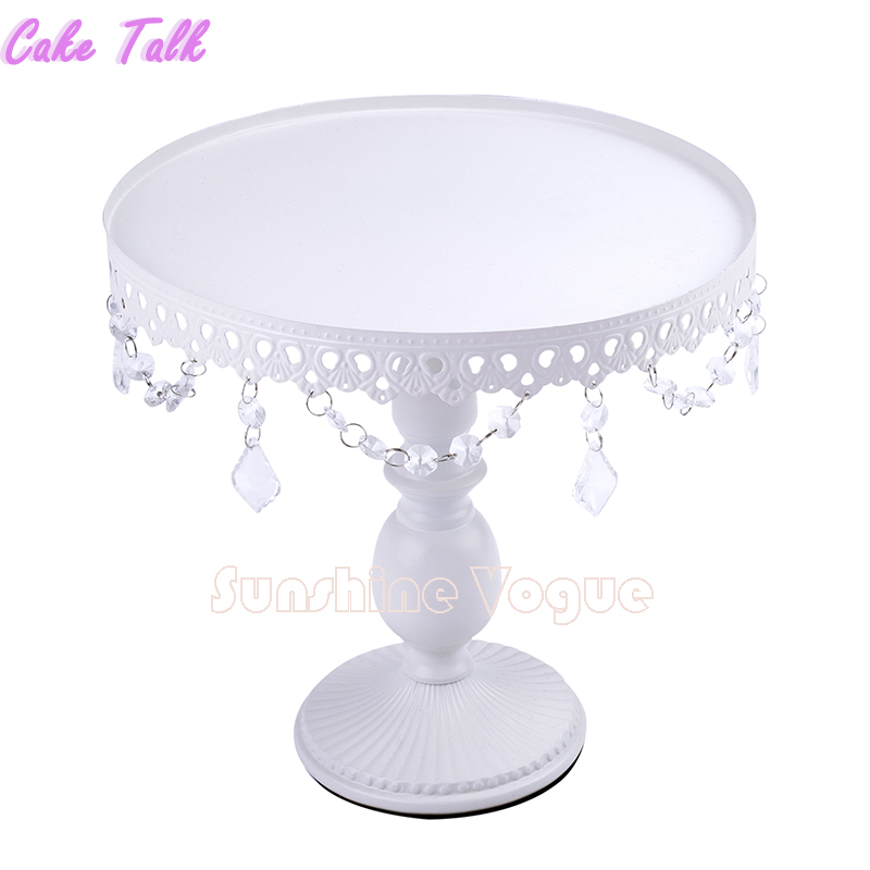 white cake stand white cake stand with pendant cupcake stand 1 30523