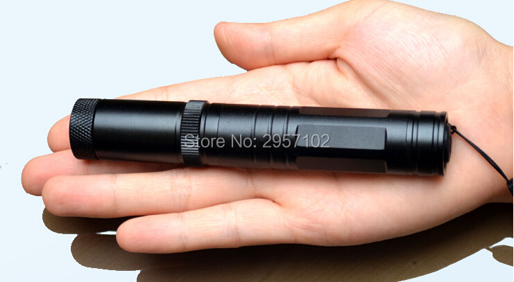 HOT! High Power 532nm 5000m Green Laser Pointer LED Flashlight Lazer Pen Dot With Visible Beam 851 For Teaching Educational Tool