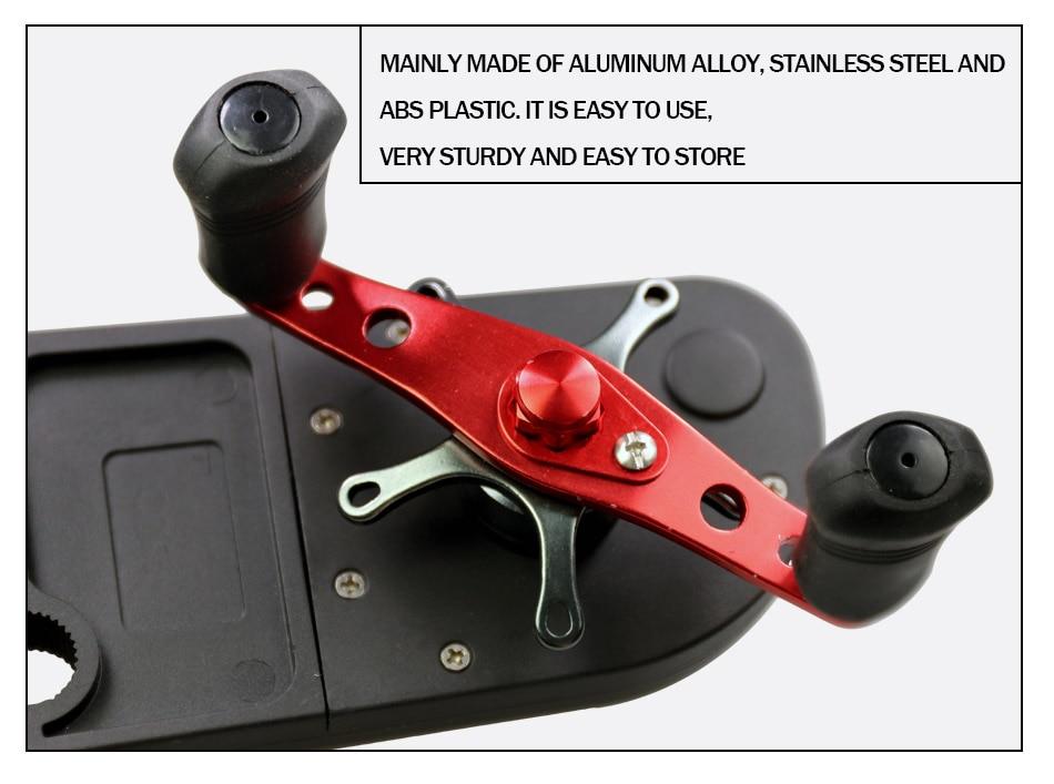 Portable Spool System Baitcasting 4