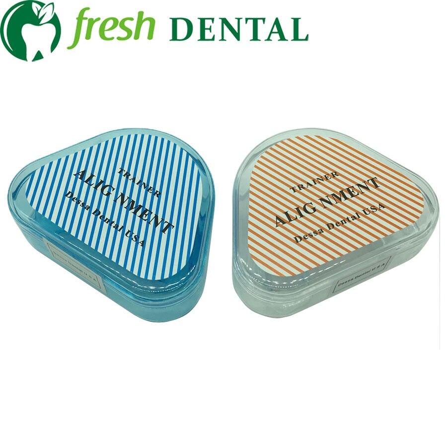 Dentaire T4A T4B T4K Dent Orthodontique Appareils Formateur kid Aligner Alignement Bretelles Formateur Buck Dents De Retenue Redresseur