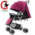 Nova chegada do bebê carrinho de bebê 3 em 1 carrinho de bebê carrinho de bebê Leve Newborn Infant Car HuaY-16B