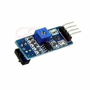 10 шт. /лот TCRT5000 инфракрасный отражающий ИК Фотоэлектрический переключатель Барьер Линия датчик слежения