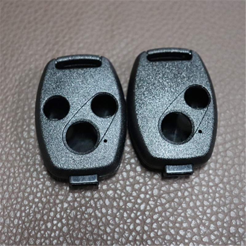 AUTEWODE New Remote Key Case Shell fit for HONDA Accord CRV Pilot Civic Fit Fob 2 3 Buttons No Blade 1pc dandkey 2 buttons remote key shell fit for honda accord civic crv pilot fit replacement fob 2 btn key case
