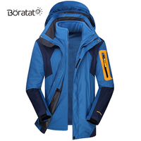Ski Jacket Men Ski Suit Thermal Warmth Skiing Snowboarding Winter Outdoor Hooded Windproof Size Sports Women's Clothes
