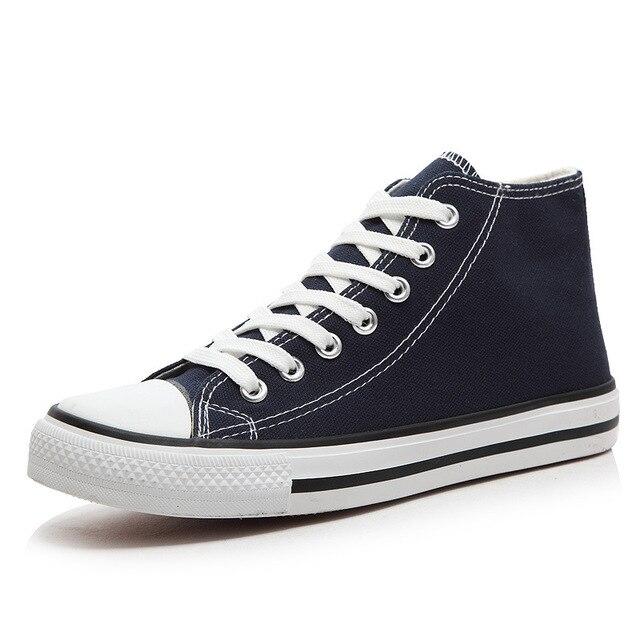 Lona Hombres Mocasines Casuales Zapatos Los Plataforma De 7tppB