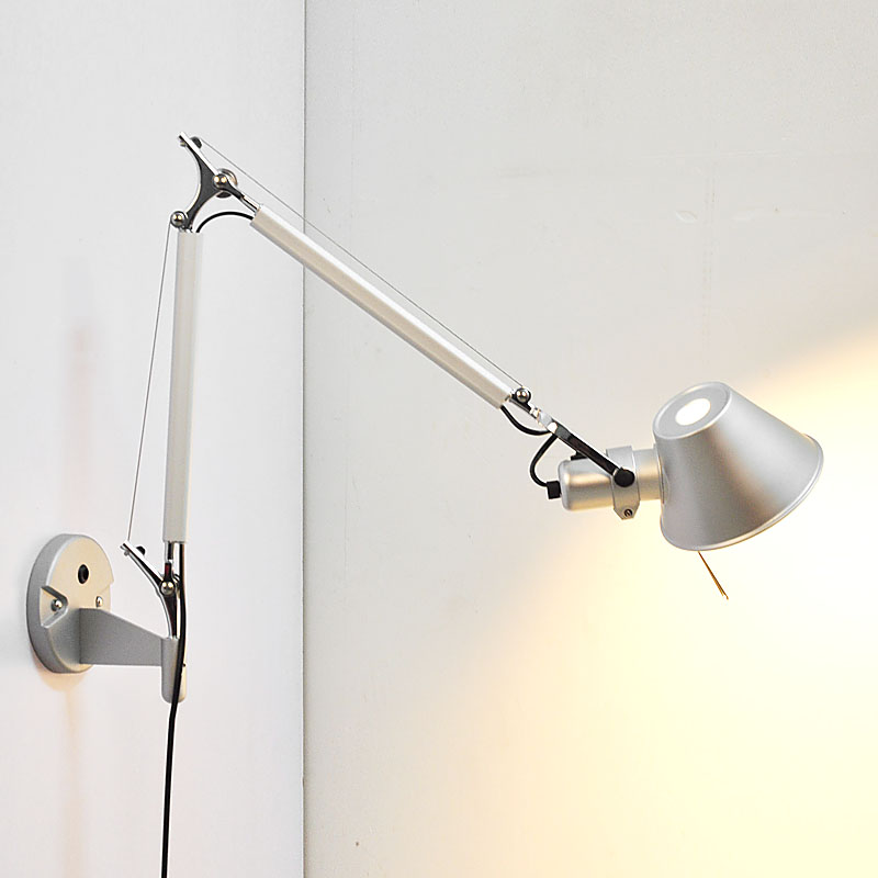 Retro Loft Industrial Vintage Led Wall Lamp light With Long Arm 58+ on diy loft bedrooms, decorating loft ceilings, decorating loft apartments, decorating kitchen, decorating bathrooms,