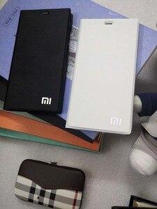 Image 2 - Xiao Mi Mi Redmi Note 4 4x 4A 5A Case Pu Leer + Pc Cover Luxe Flip Stand Originele Xiao Mi Redmi 4X 4A Pro 4X Prime, oem Case