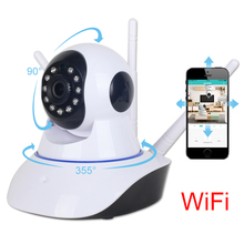 HD 720P Cloud IP Camera WiFi Exterior Surveillance Cameras Wireless CCTV PTZ Mini Outdoor Baby Monitor