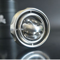 Giroscopio de Metal, giroscopio para dedos, juguete de descompresión, equilibrio giratorio, tecnología negra