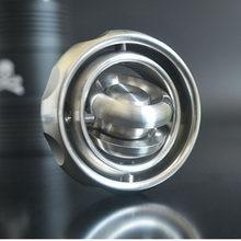 Gyroscope en métal décompression du bout des doigts, équilibre rotatif, technologie noire