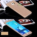 Hot Sellig Full Body Glitter for samsung s6 edge Shiny Phone Sticker Protector Sparkling Diamond sticker