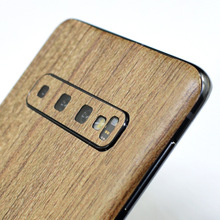 Wooden Texture Back Sticke Skin For Samsung S10 S10E S10+ Note 8 9 S7 S7 Edge S8 S9 – Many colors