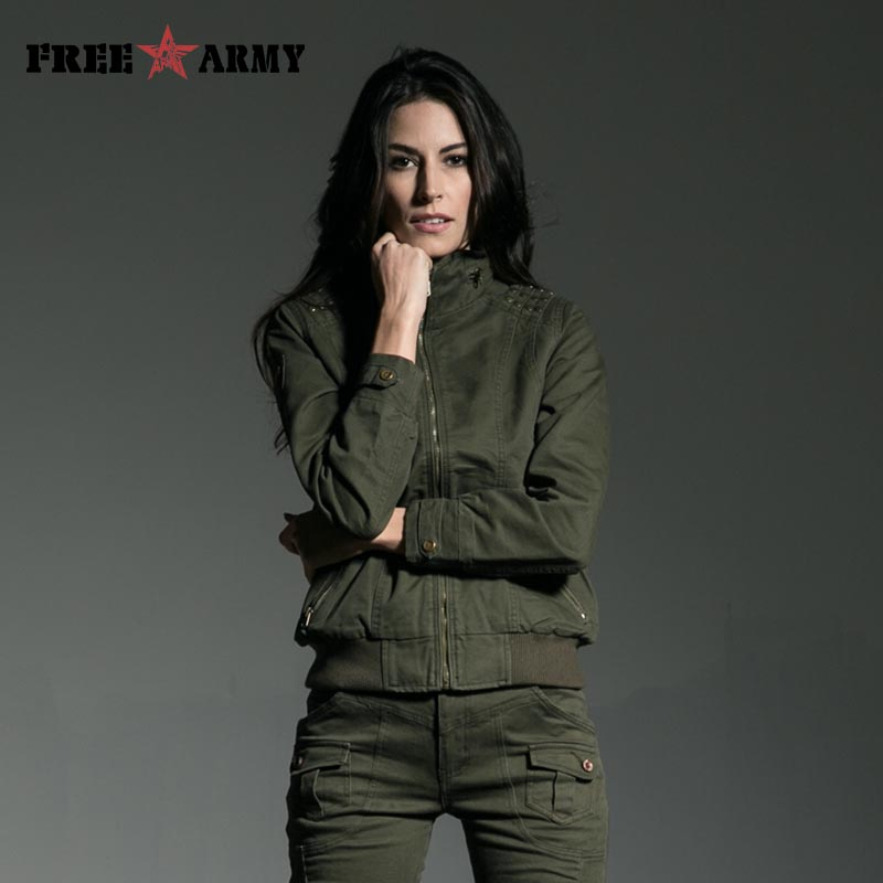 Brand New Autumn Jacket Women Winter Bomer Jackets And Coats Womens Clothing Slim Fit Coat Boutique