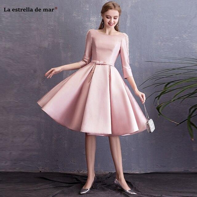 Vestido coctel mujer 2019