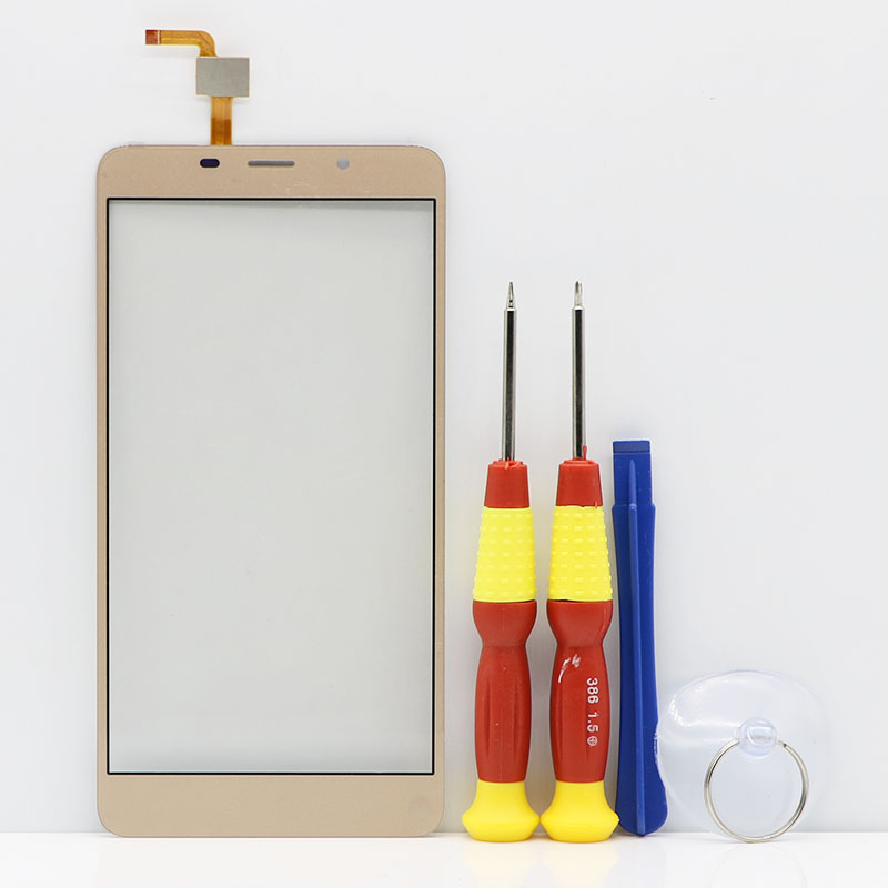 New original Touch Screen Touch Panel For Leagoo M8 pro Replacement Parts + Disassemble Tool+Glue HSD-571250-A1