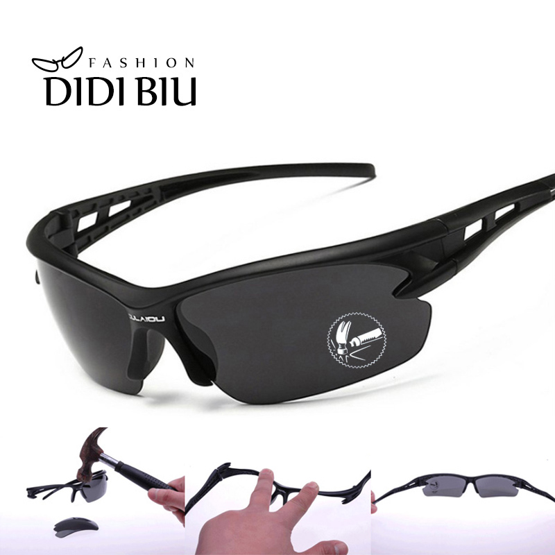 f7d4f629447 Detail Feedback Questions about Explosion Proof Tactical Goggles Sunglasses  TR90 Flexible Titanium Men Windproof Glasses Women Bicycles Half Rim Eyewear  ...
