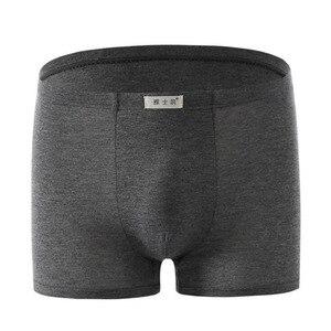 Image 3 - Mens Underwear Boxers Men Boxer Homme  Underpants Cotton
