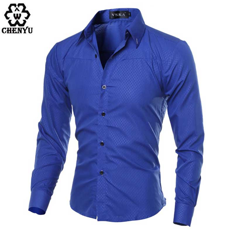 2017 spring fashion brand men 39 s shirt mens clothing casual for Mens casual plaid shirts