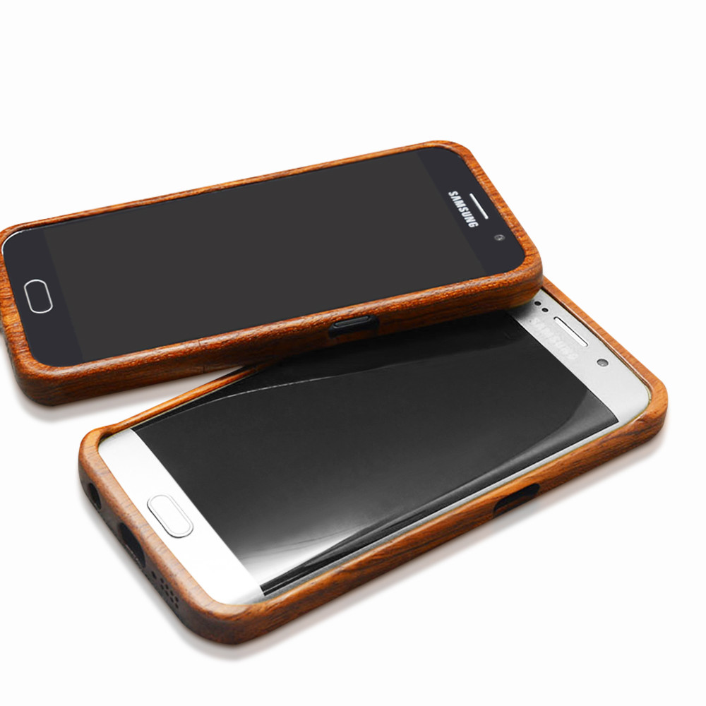 samsung 6 cases Real Top Quality Full Wood case