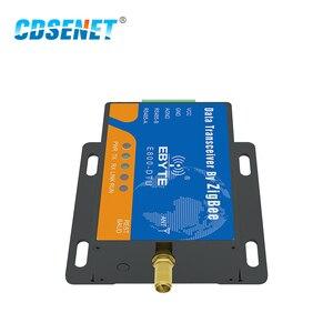 Image 5 - CC2530 Module Zigbee RS485 2.4GHz 500mW maille réseau CDSENET E800 DTU (Z2530 485 27) réseau Ad Hoc 2.4GHz Zigbee rf émetteur récepteur