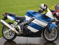 Hot Sales Blue White Black Body Kit For 05 06 07 08 BMW K1200S 2005 2008