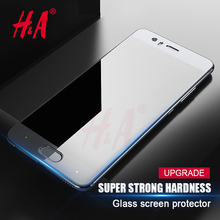 H&A Full Screen Coverage Glass Screen Protector For Huawei